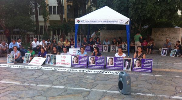 Muğla; Kadın Katliamını Durduracağız!