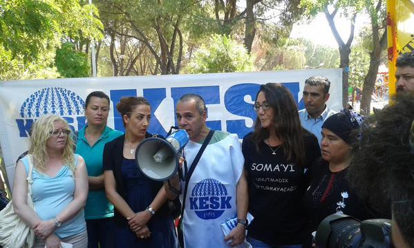 Soma Katliamı Davası Ertelendi!