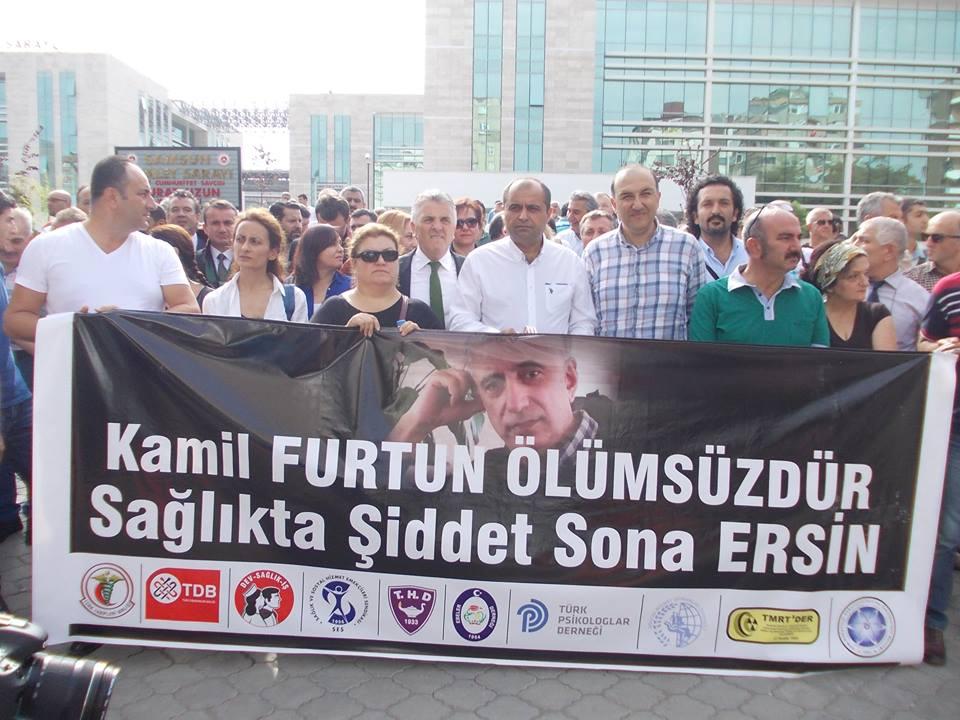 Dr. Kamil Furtun'un katil zanlısı adaletten kaçmak için mantık sınırlarını zorluyor!