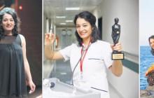 52.altın Portakal Film festivalinde ulusal dalda en iyi kadın oyuncu ödülünü kazanan Trabzon'dan üyemiz Nuray Yeşilaraz'ı tebrik ediyoruz