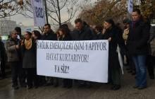 Cizre'de Bodrum Katına Sığınan Yaralılar İçin Derhal Sağlık Koridoru Açılsın!