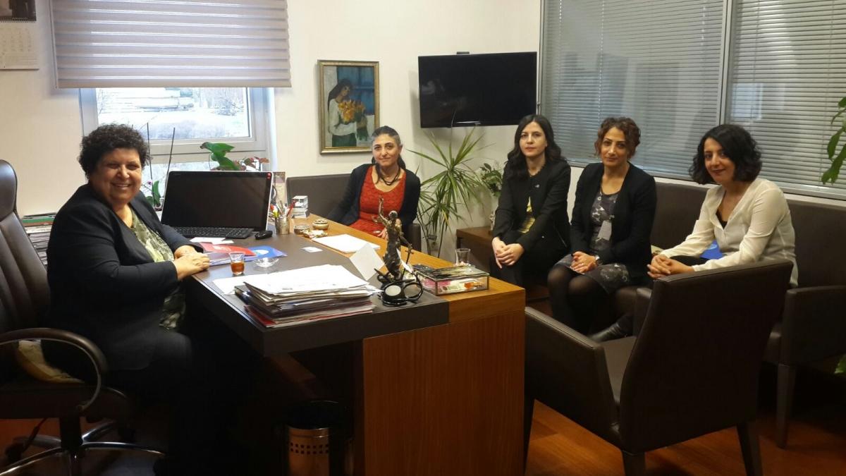 KESK'li Kadınlar Olarak CHP ve HDP'yi Ziyaret Ettik!