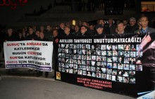 Mersin'de 10 Ekim 2015 Barış Şehitleri Anıldı
