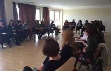 Kadın Eğitimciler Eğitimimizin 2.bölümünü 2-3 Nisan 2016 tarihlerinde Ankara'da gerçekleştirdik.