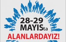 28-29 MAYIS BÖLGE MİTİNGLERİ BROŞÜR
