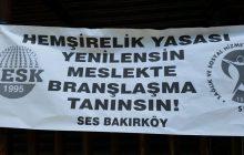 Bakırköy Dr. Sadi Konuk Eğitim Araştırma Hastanesinde 12 Mayıs Hemşirelik Haftası coşkuyla kutlandı