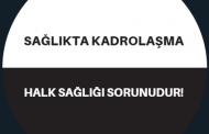 AKP'nin, kamu alanını liyakat değil biat üzerinden inşa etmesine izin vermeyeceğiz!