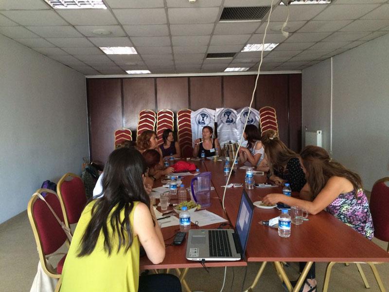 SES'Lİ KADINLAR 2. GRUP EĞİTİMCİ EĞİTİMİNE BAŞLADI!