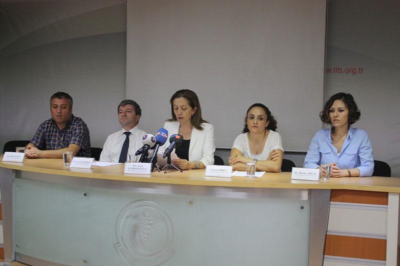 Tüm meslektaşlarımızı 'Sağlıkçılardan Demokrasi İçin Emek Buluşmaları'na bekliyoruz!