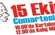 *GÜNCELLENDİ* İşimiz ve Geleceğimiz İçin Üç Koldan Ankara'ya Yürüyoruz! #15ekimdeankaradayız