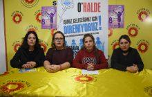 8 Mart'ta Sivas'ta Basın Toplantısı Yapıldı
