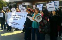 SES Bakırköy Şube 8 Mart Basın Açıklaması