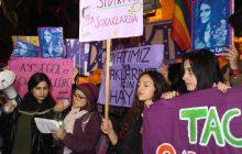 Antalya 8 Mart Gece Yürüyüşü