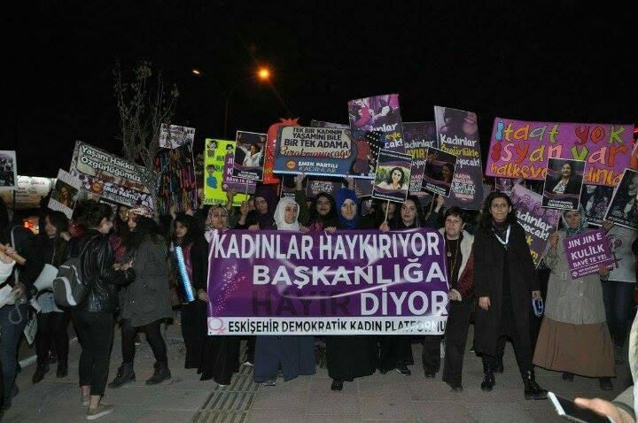 Eskişehir 8 Mart Etkinlikleri