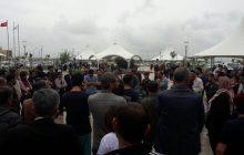 DİYARBAKIR'DA 689 SAYILI KHK İLE İHRAÇ EDİLEN ÜYELERİMİZ İŞYERLERİNDEN UĞURLANDI