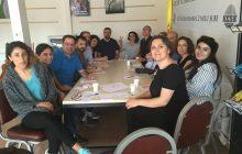 İSTANBUL 'DA YEREL SENDİKA OKULU HAZIRLIK TOPLANTISI YAPILDI