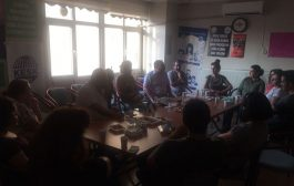 Elazığ'da Üye Toplantıları Yapıldı