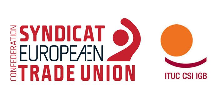 ITUC ve ETUC'tan ILO Üyelerine Açık Mektup