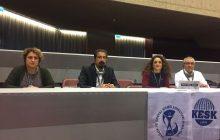PSI 30.KONGRESİ YAPILDI.  PSI Kongresinde Mücadele Kararlılığı ve İhraçlarla Dayanışma Kararı Çıktı