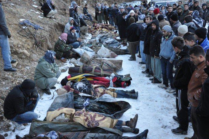 Roboski Katliamını Unutmadık, Unutturmayacağız!