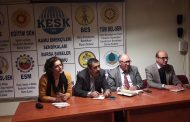 """Bursa'da """"OHAL Değil Demokrasi"""" Toplantısı Yapıldı"""