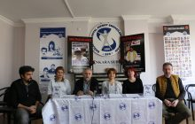 SES Barış Şehitleri Ankara'da Anıldı