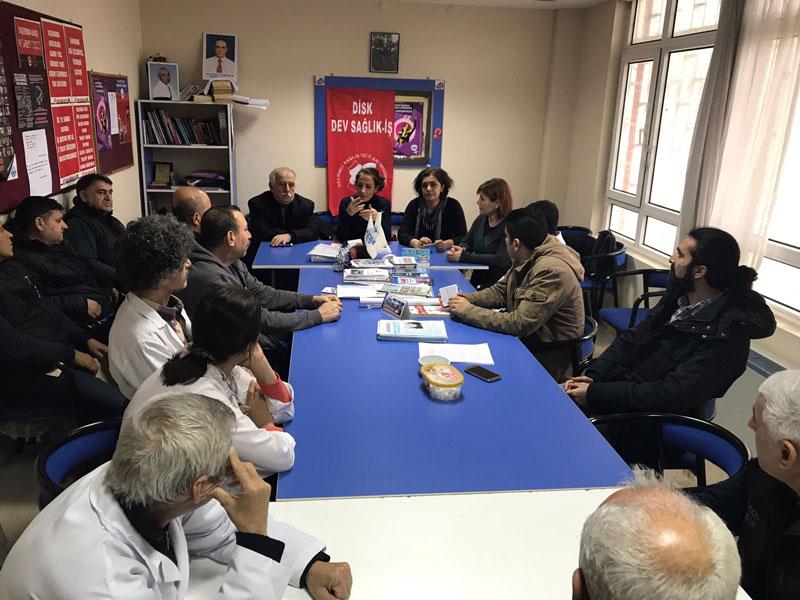 ADANA'DA OHAL DEĞİL DEMOKRASİ TOPLANTISI YAPILDI