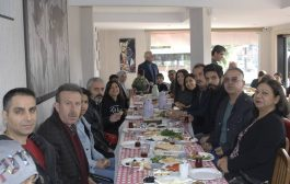 Adana'da Üyelerimizle Kahvaltı