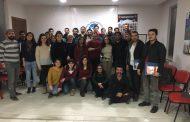 Sağlık Çalışanlarının Sağlığı (SÇS) Bölge Eğitimi Diyarbakır'da Yapıldı