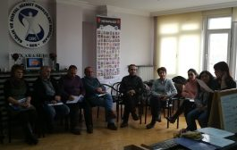 Ankara Sağlık Çalışanlarının Sağlığı Eğitimi: Sağlık Çalışanlarının Sağlığı Stratejik Bir Mücadele Alanıdır!