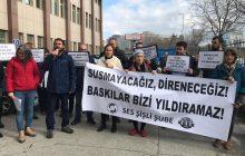 İstanbul Şişli Şubemiz: Üyemiz Fatma Akaltun Fırat Serbest Bırakılsın!