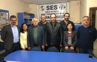 CHP'li vekilden Adana Şubemize Ziyaret
