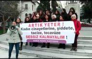 Bursa Kadın Platformu: Kadın Cinayetlerine, Şiddete, Tacize, Tecavüze Sessiz Kalmayalım