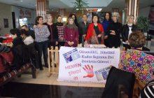"""Kdz. Ereğli Kadın Platformu """"Sığınma Evi İstiyoruz"""" Kampanyası Başlattı"""