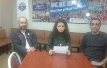 Zonguldak Şubemiz Doktor Hasan Koca'nın Saldırıya Uğramasını Kınadı