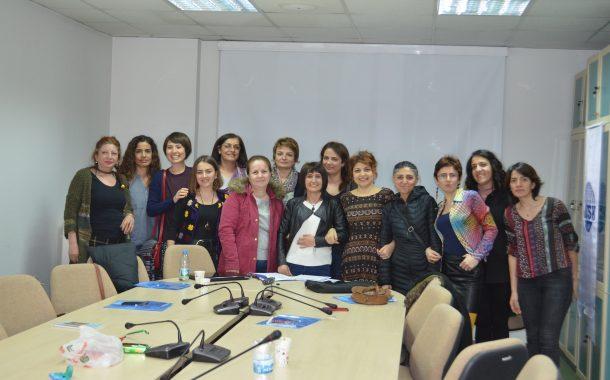 9. Dönem Kadın Eğitimciler Toplantımız Gerçekleşti