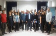SÇS Antalya Bölge Eğitimi Gerçekleştirildi