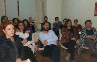 Şişli Kadın Meclisimiz Ortadoğu'da Kadın Sesleri Söyleşisi Gerçekleştirdi