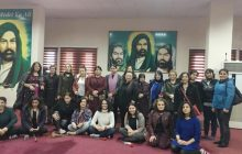 Diyarbakır'da Cem ve Lokma Dağıtımı Yapıldı