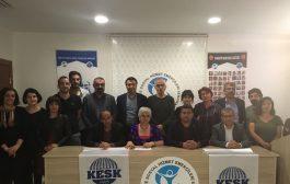 KESK ve TTB: Yöneticilerimiz Derhal Serbest Bırakılsın