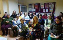 Manisa'da Kadınlar 8 Mart Etkinliğinde Biraraya Geldi