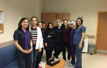 Mardin'de SES'li Kadınlardan İşyeri Ziyaretleri