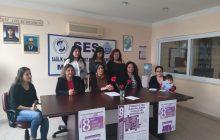 KESK'li Kadınlar: 8 Mart'ta Mersin'de Alanlardayız