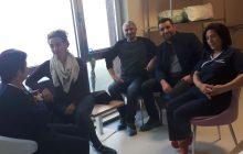 Bursa Şubemiz Mudanya Devlet Hastanesi'nde Üyelerimizle Biraya Geldi