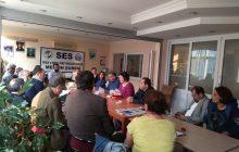 Sağlık, Emek ve Meslek Örgütlerinin Şehir Hastaneleri Gündemli Çalışması Mersin'de Başladı