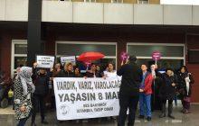 Hastane Özel Güvenliği 8 Mart'ta Kadınlara Saldırdı