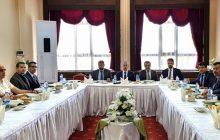 Cumhuriyet Üniversitesi'nde Sendika Temsilcileriyle Toplantı Yapıldı