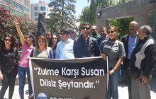 Van KESK Şubeler Platformu: İsrail Devleti'nin Gerçekleştirdiği Katliamı Kınıyor, Lanetliyoruz