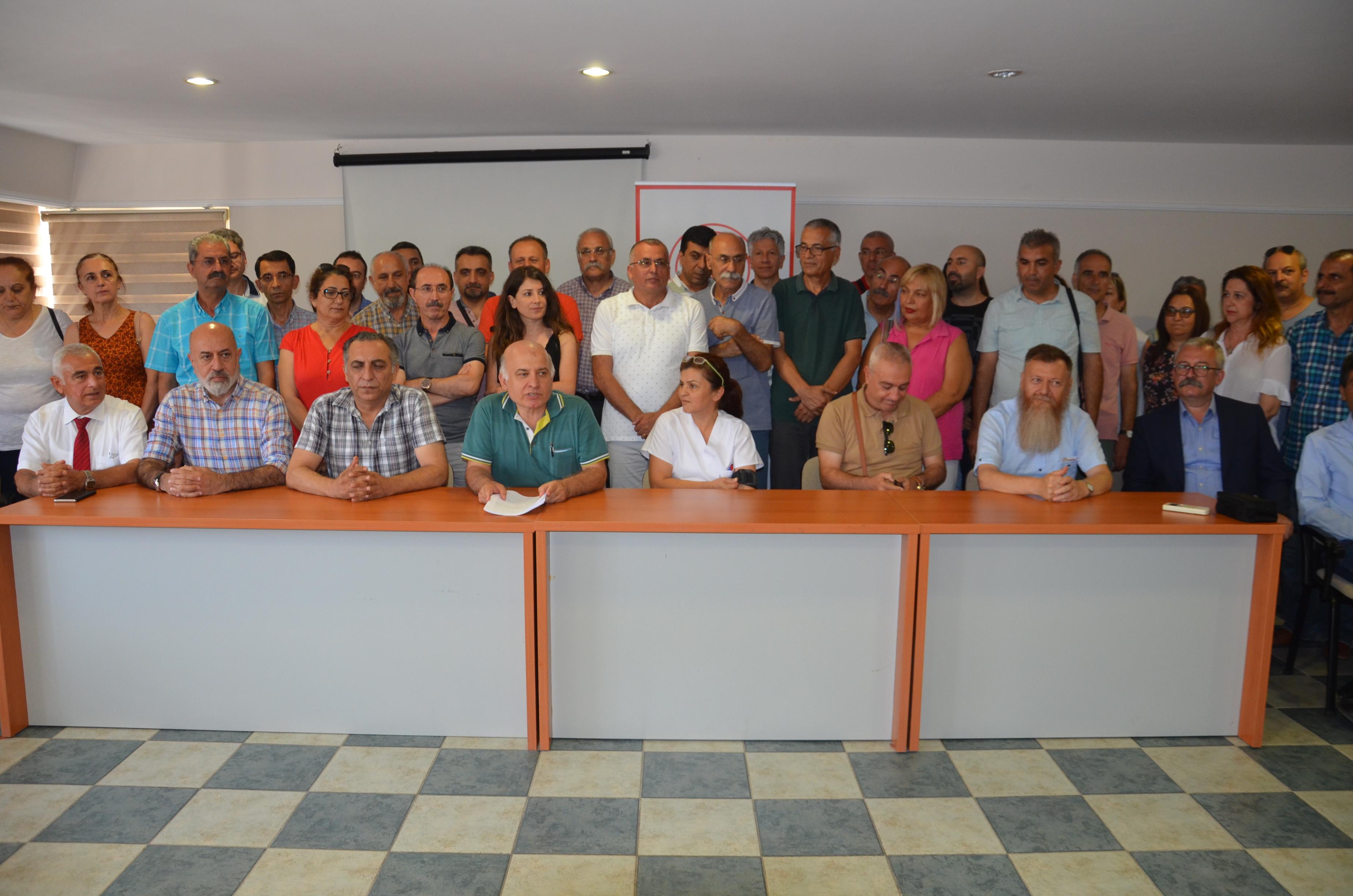 Mersin: Dr. Zeki Sinan Doğan'ın Aile Hekimliği Sözleşmesi Yinelensin
