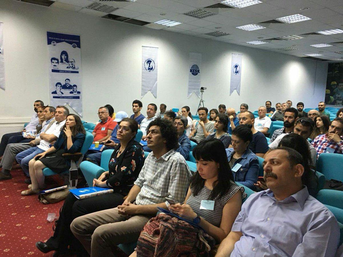 Türkiye'de Sosyal Hizmetlerde Dönüşüm Çalıştayımız Ankara'da Yapıldı